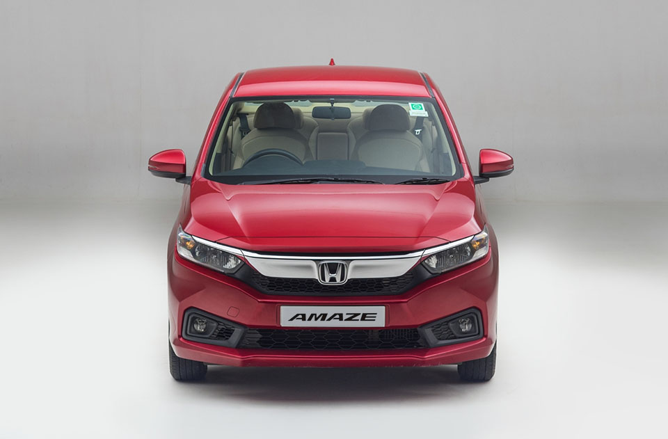 Honda Launches Special Edition Amaze in India from INR 7.0 Lac 1