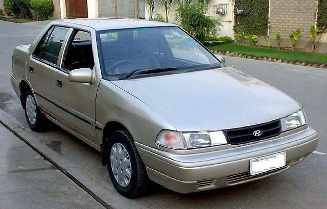 Remembering Hyundai Excel from the 90s 5