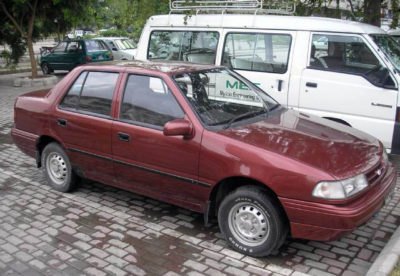 Remembering Hyundai Excel from the 90s 12