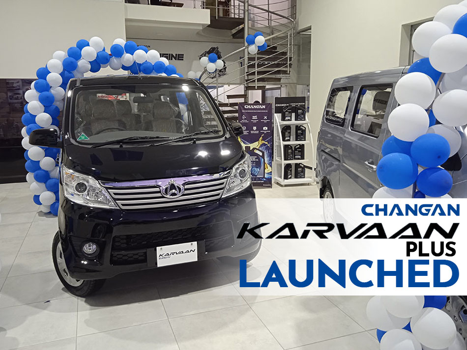 Changan Launches Flagship Karvaan Plus 8
