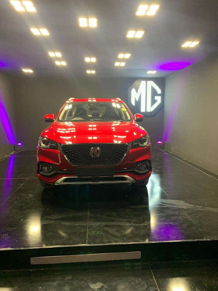 MG All Set to Make an Entry in Pakistan 14