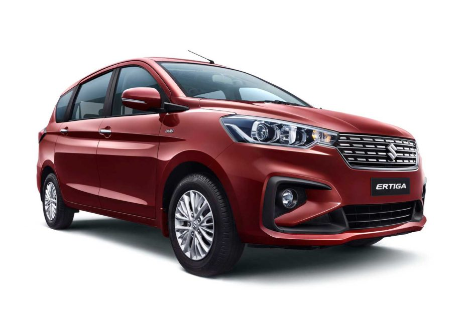 Suzuki Ertiga Surpasses 5.5 Lac Units Sales Milestone in India 8
