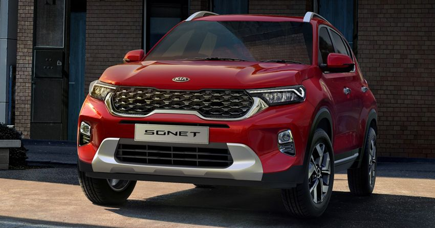 Kia Sonet Launched in Indonesia 3