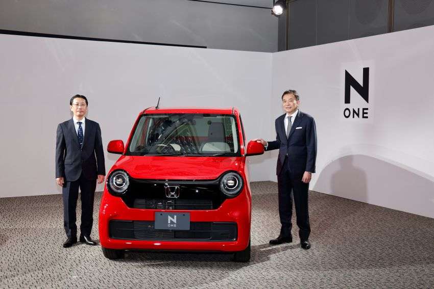 2nd Generation Honda N-One Launched in Japan 22
