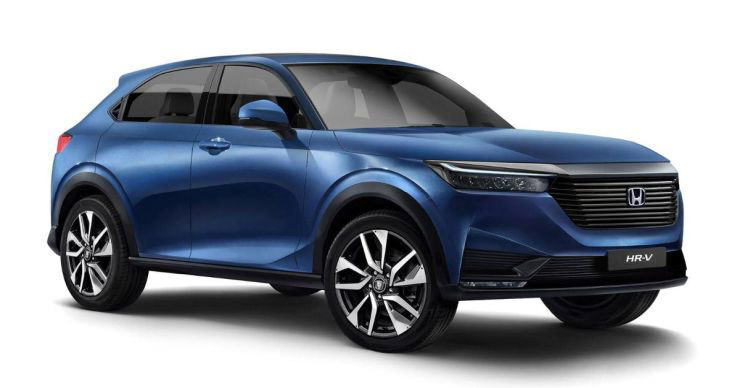 This is how the Next Generation Honda HR-V/ Vezel will look like 3