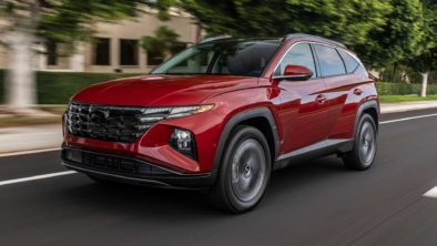 The All New US-Spec Hyundai Tucson Unveiled 8