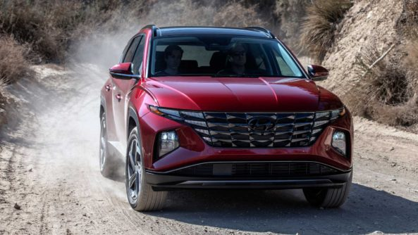 The All New US-Spec Hyundai Tucson Unveiled 10