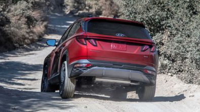 The All New US-Spec Hyundai Tucson Unveiled 11