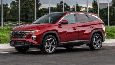 The All New US-Spec Hyundai Tucson Unveiled 6