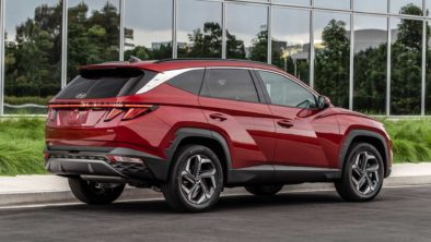 The All New US-Spec Hyundai Tucson Unveiled 7
