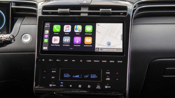 The All New US-Spec Hyundai Tucson Unveiled 19