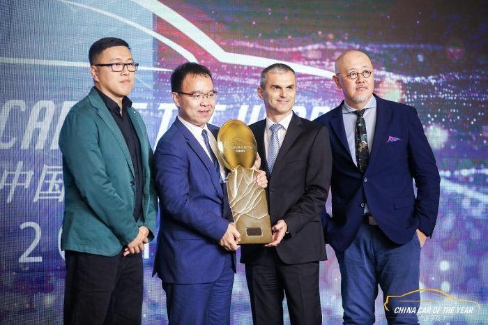 Geely Preface Wins 2021 China Car of the Year Award 1