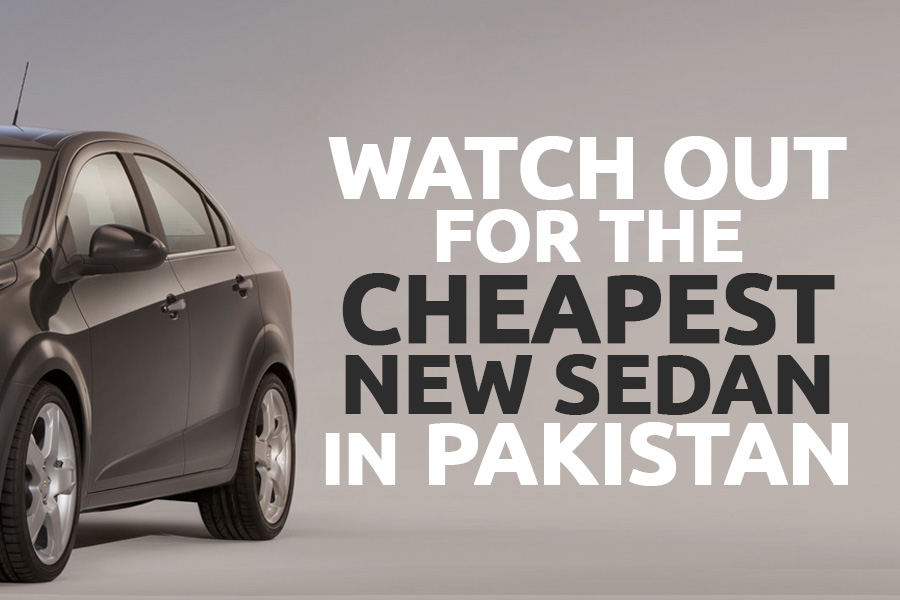 Race to Launch the Cheapest New Sedan in Pakistan 2