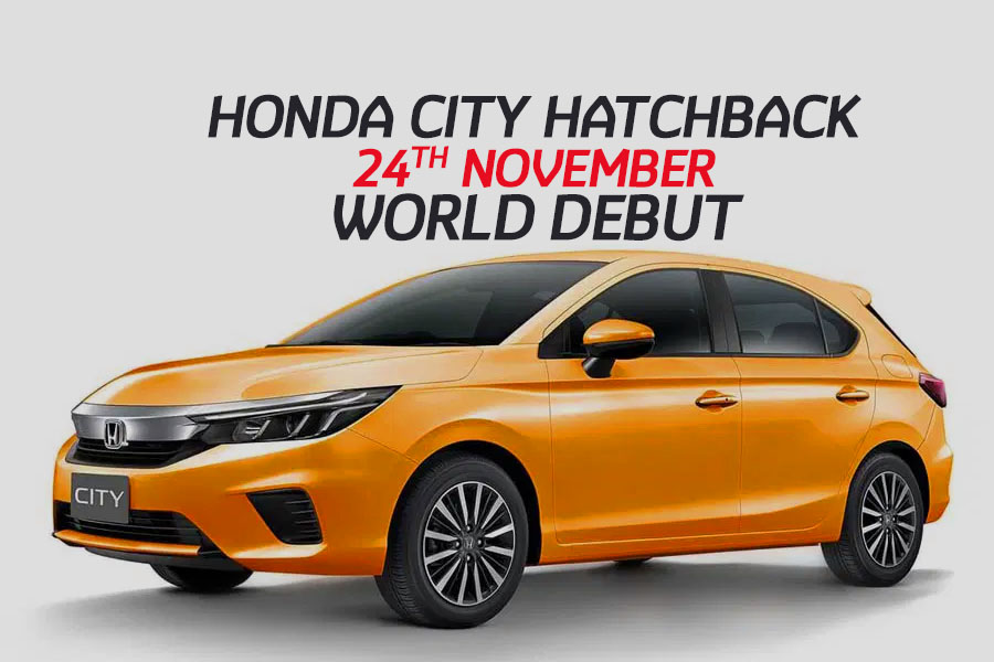 Honda City Hatchback to Make Its Debut on 24th November 3