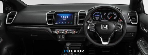 India to Get Honda City Hybrid This Year 4
