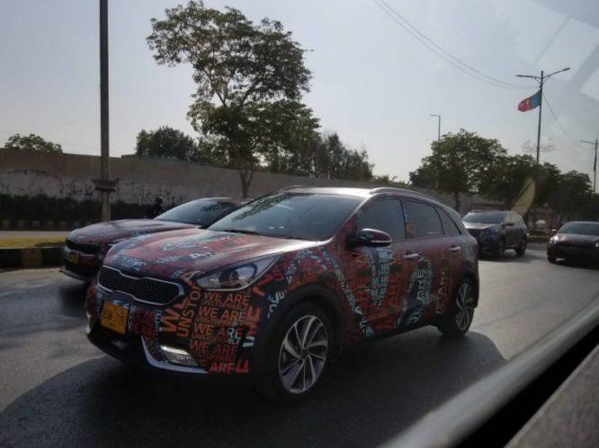 Will Kia Niro be the Answer to Upcoming Toyota Corolla Cross? 1