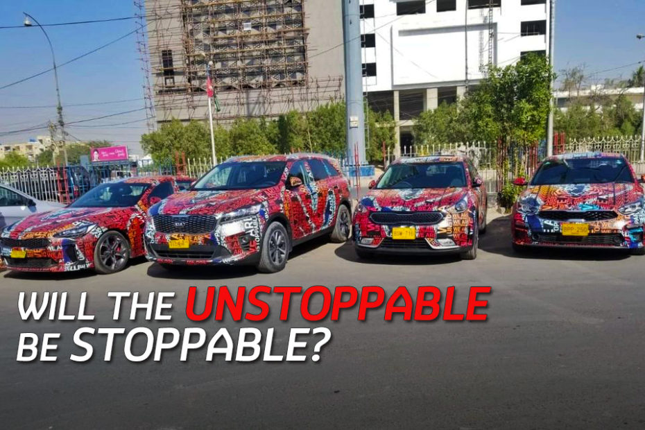 Will the Unstoppable be Stoppable? 5