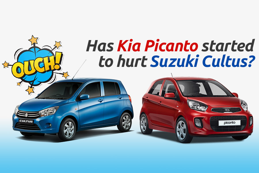 Has Kia Picanto Started to Hurt Suzuki Cultus? 7