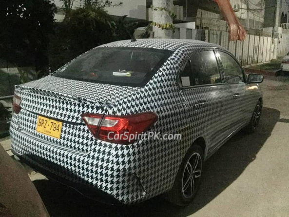 Proton Saga Spotted Again- This Time Undisguised 7
