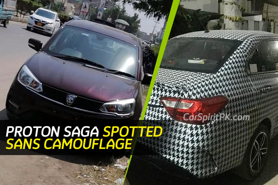 Proton Saga Spotted Again- This Time Undisguised 3