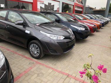 History: Toyota Yaris All Generations 32
