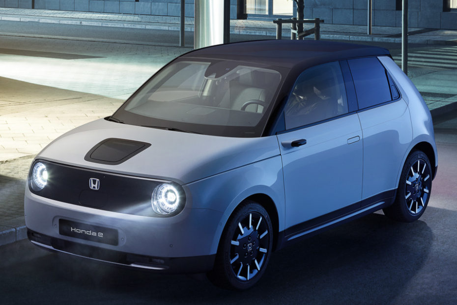Honda e Becomes the First Japanese Car to Win German Car of the Year Award 4