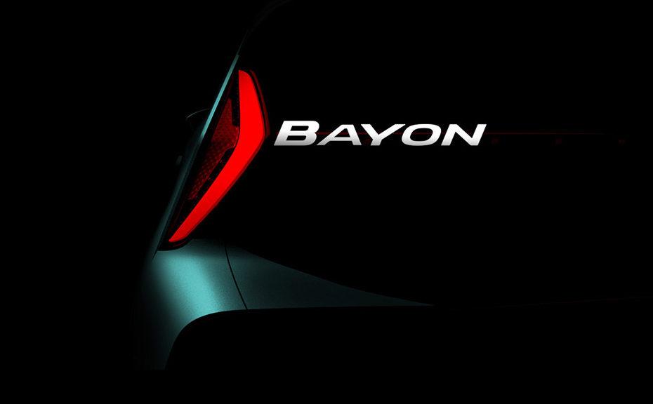 Hyundai Announces Name of its All New SUV: Bayon 10