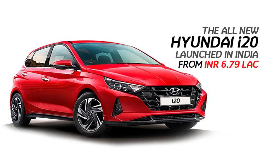 All New Hyundai i20 Hatchback Launched in India from INR 6.79 Lac 2