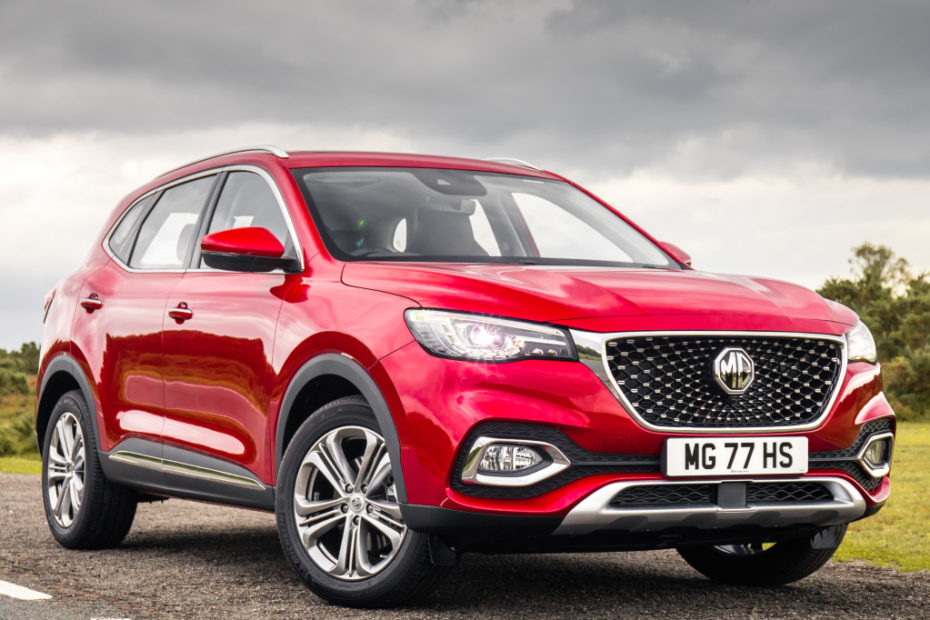 MG Garners 10,000 Orders for HS SUV 10