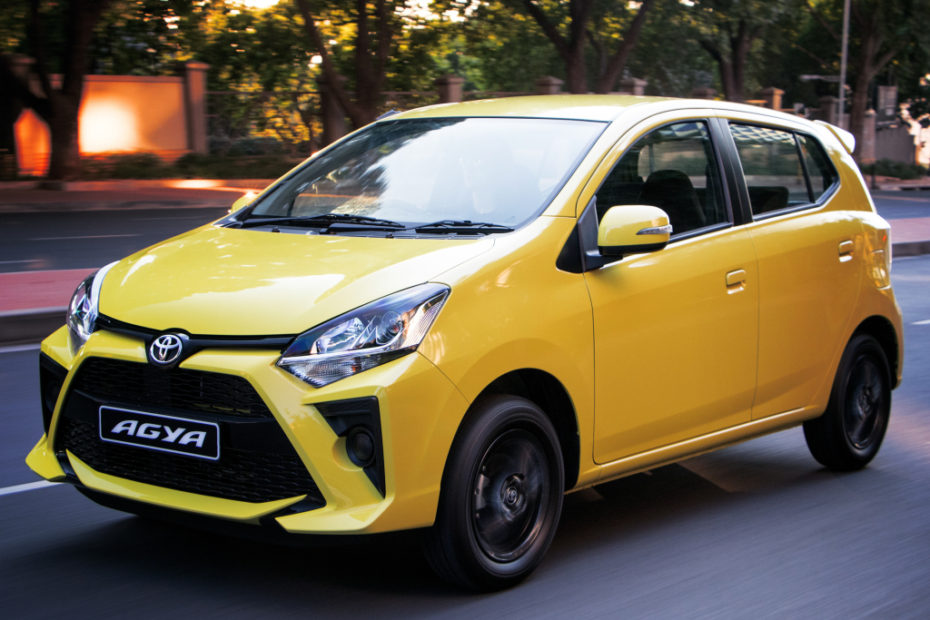 Agya Launched as the Cheapest Toyota in South Africa 5
