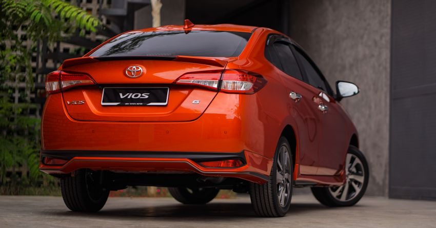 Toyota XP150 Vios Facelift Launched in Malaysia 10