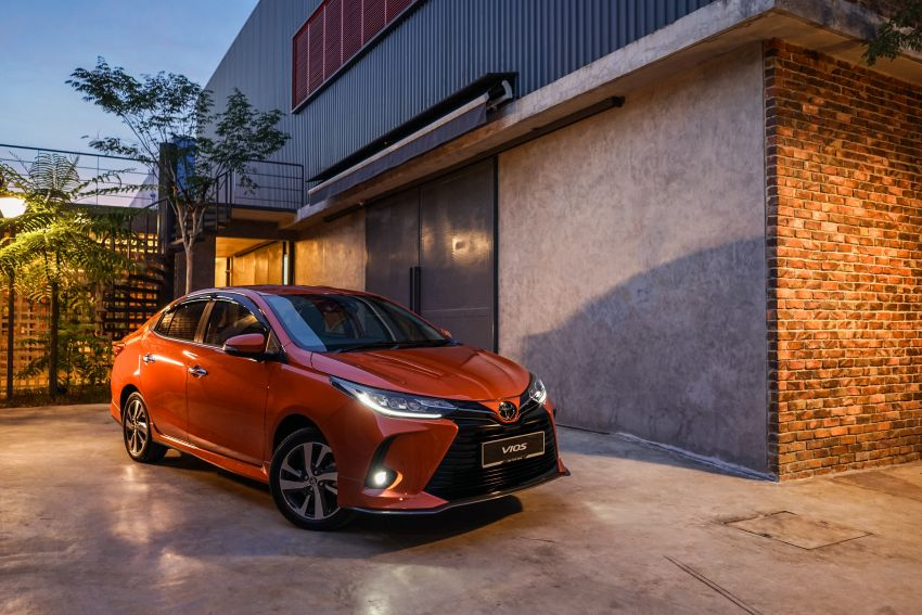 Toyota XP150 Vios Facelift Launched in Malaysia 2