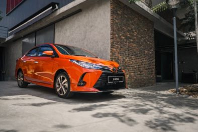 Toyota XP150 Vios Facelift Launched in Malaysia 5