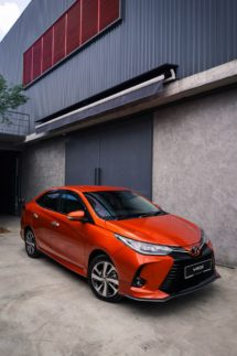 Toyota XP150 Vios Facelift Launched in Malaysia 9