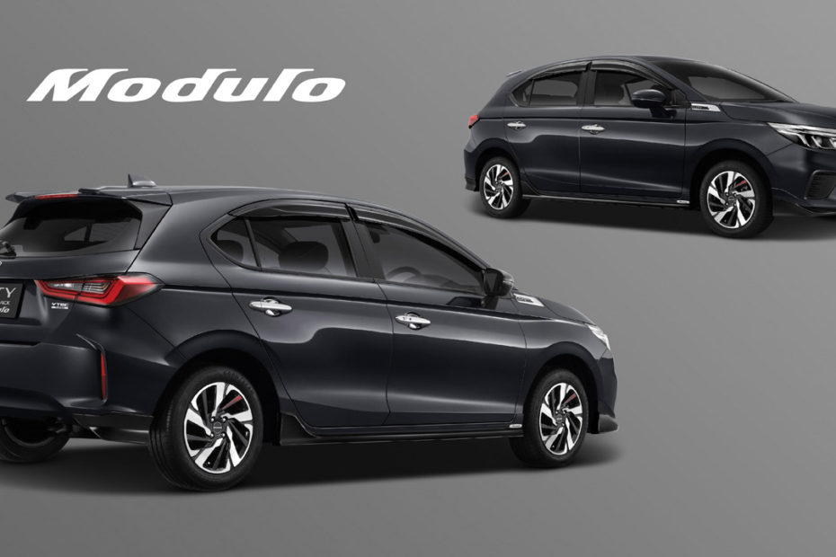 Honda City Hatchback gets Modulo Accessories 1