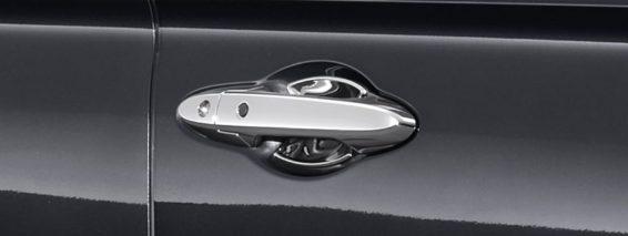 Honda City Hatchback gets Modulo Accessories 4