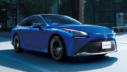 Toyota Snatches World Hydrogen Distance Record from Hyundai 5