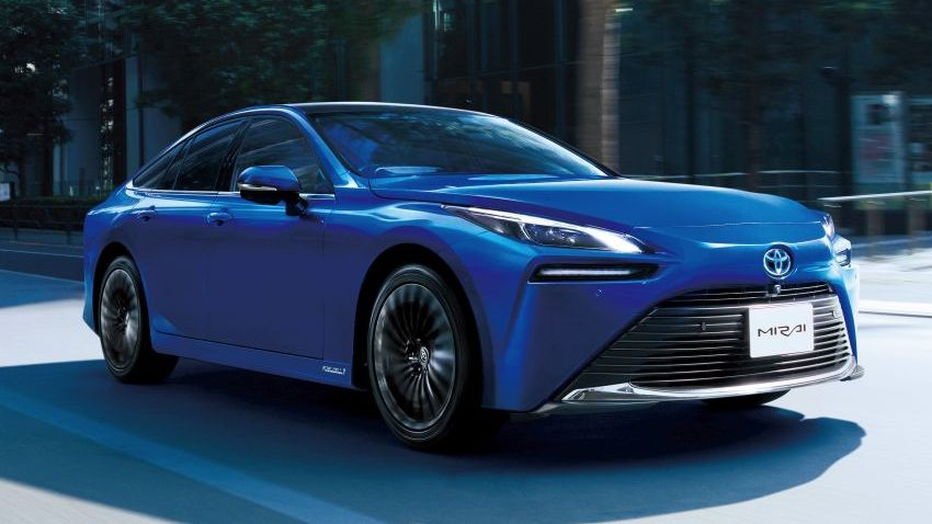 Toyota to Launch Hydrogen-Powered Prius and Corolla by 2023 1