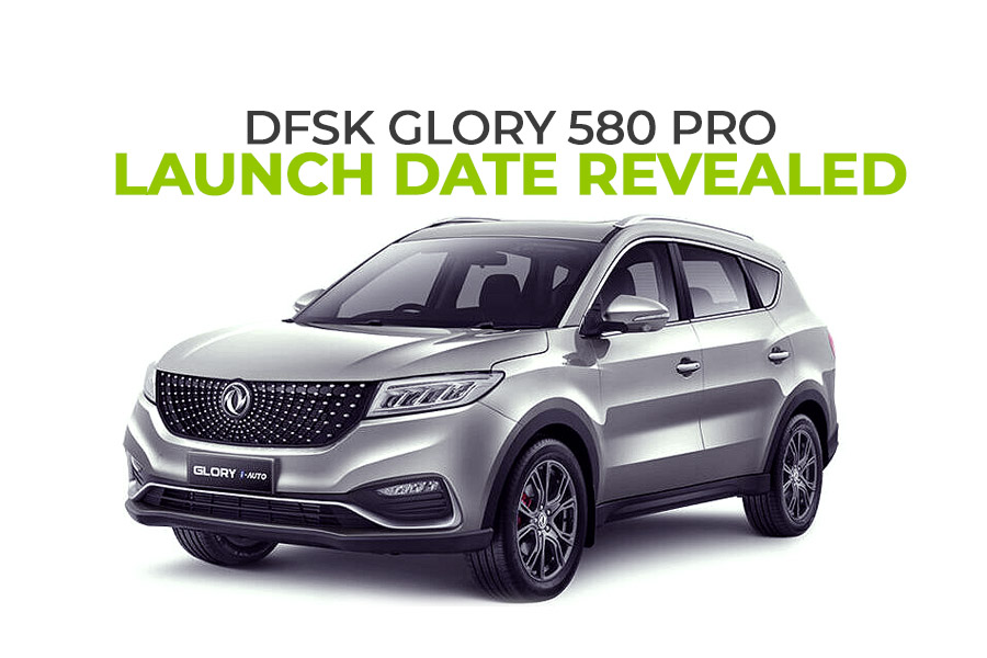 DFSK Glory 580 Pro Launch Date Revealed 2