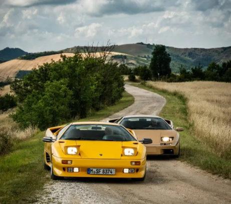 Lamborghini Celebrating 30 Years of Diablo 6
