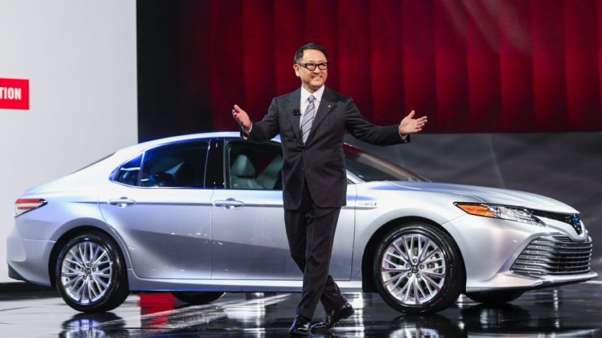 Toyota Outsells GM in USA for First 9 Months of 2021 1