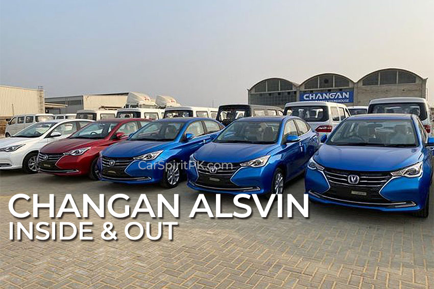 Changan Alsvin Undisguised Inside & Out 7