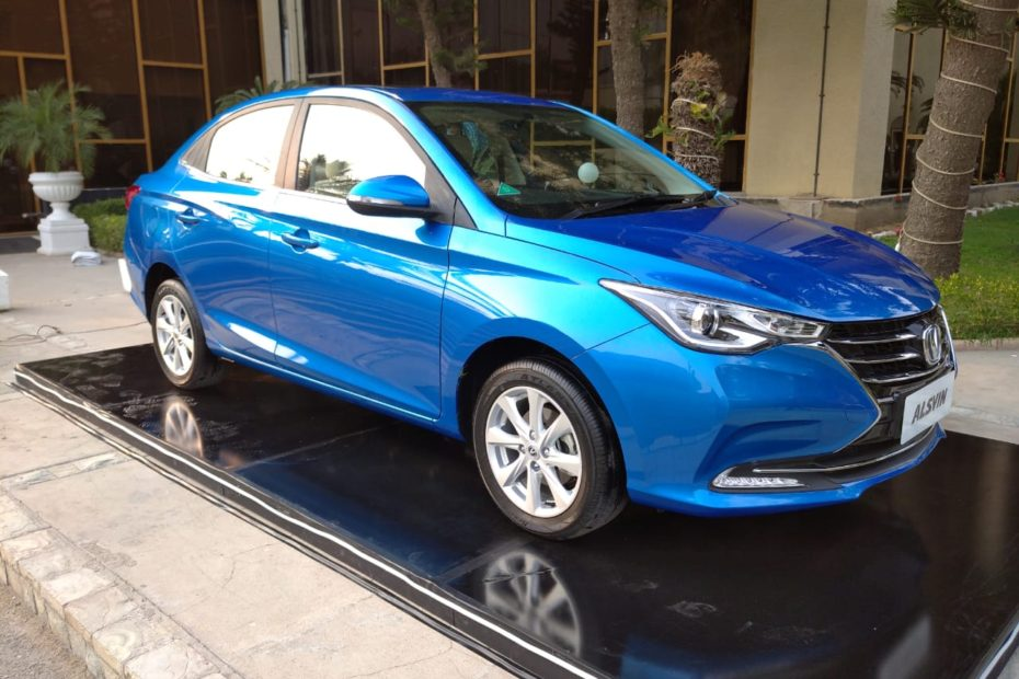 Changan Alsvin Prices to be Revealed on 11th January 4