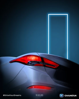Master Changan Motors to Unveil Alsvin Sedan Tomorrow 8
