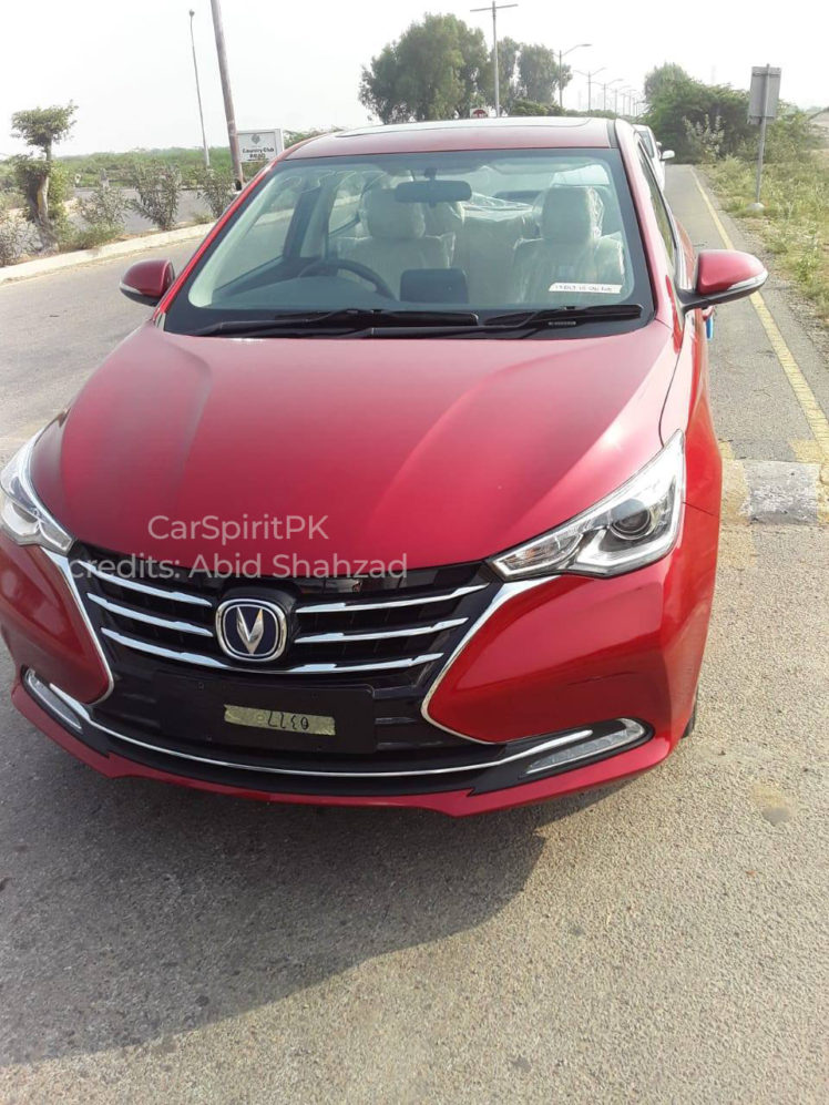Changan Alsvin Like Nowhere Else- Only on CarSpiritPK 7