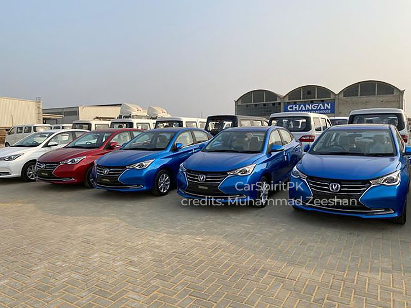 Changan Alsvin Undisguised Inside & Out 5