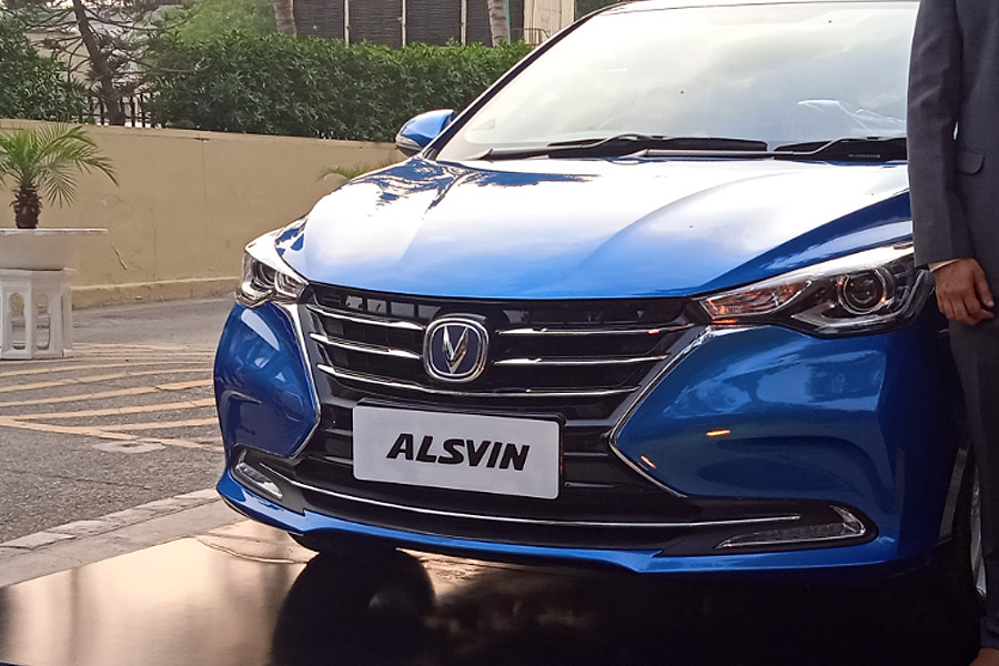 Changan Alsvin Unveiled in Pakistan 5