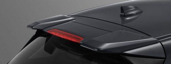 Honda City Hatchback gets Modulo Accessories 3