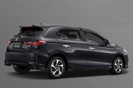 Honda City Hatchback gets Modulo Accessories 8