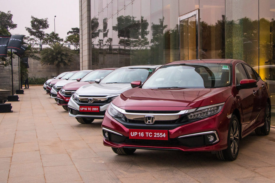 Honda Civic and CR-V Discontinued In India 1
